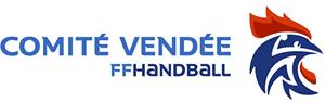 Comité de Vendée de Handball Logo