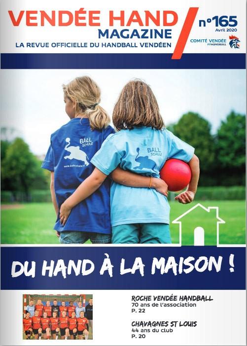 Vendée Hand Magazine N°165